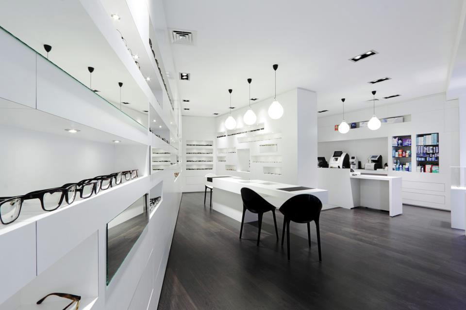 Mon-opticien-Toulouse_Agencement intérieur_1, rue des Lois