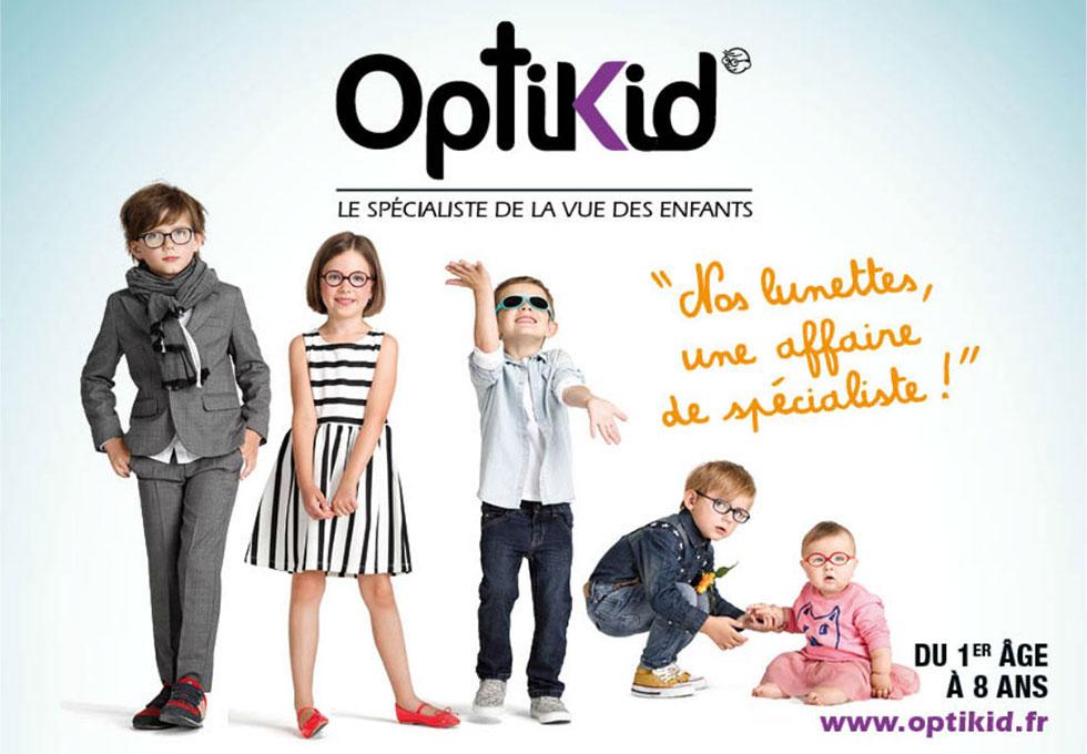 Optikid - Lunettes bebes et enfants