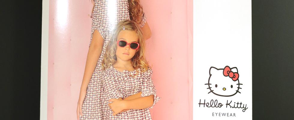 Lunettes enfants Hello Kitty - Mon Opticien Par Philippe Roncalli Toulouse