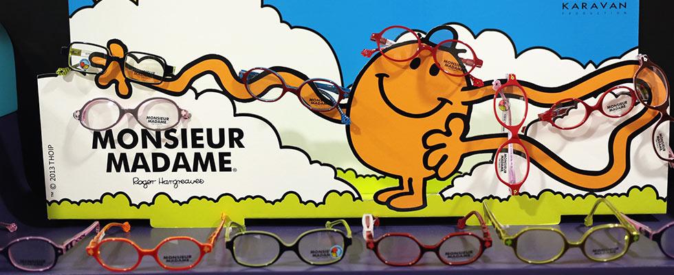 Lunettes enfants Monsieur madame - Mon Opticien Par Philippe Roncalli Toulouse