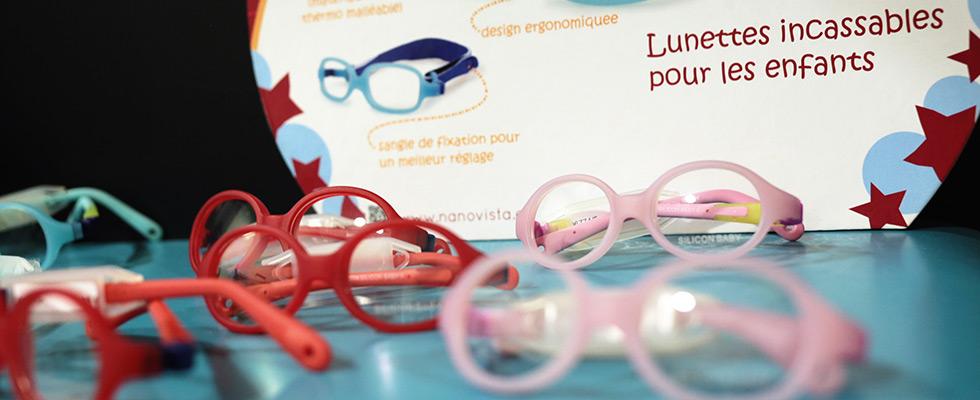 Lunettes enfants Nano - Mon Opticien Par Philippe Roncalli Toulouse