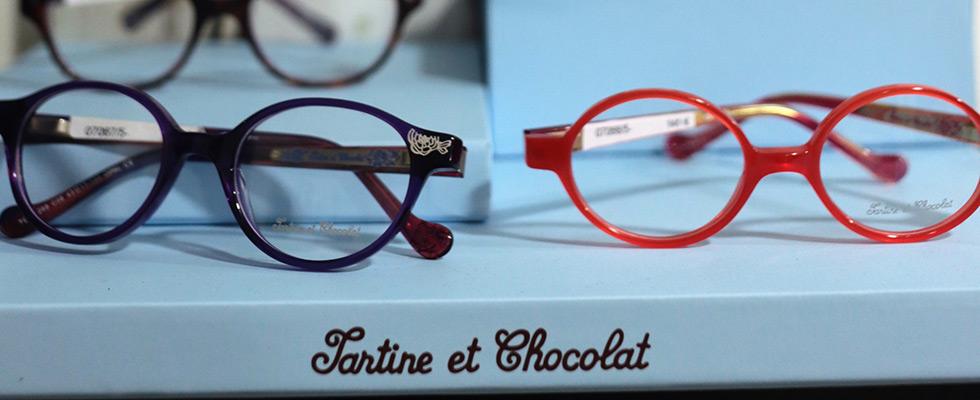 Lunettes enfants Tartine et Chocolat - Mon Opticien Par Philippe Roncalli Toulouse